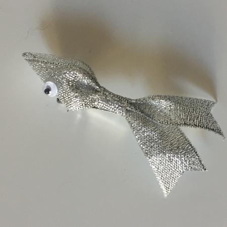 silver: Fish Stock Photo