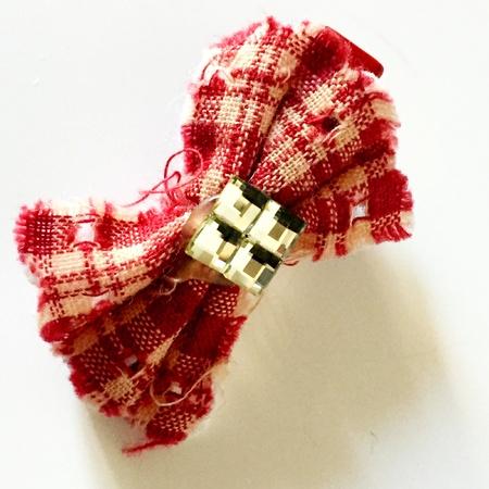 Hair clips Stock Photo