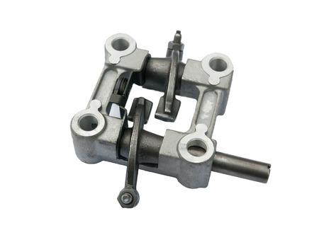 Os componentes do motor de combust