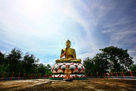 buddha , Thailand photo