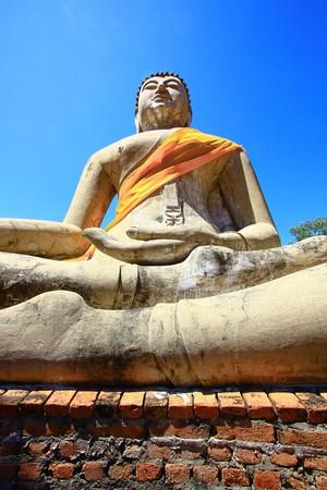 buddha , Samudphakarn Thailand photo