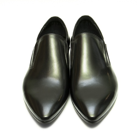 Man shoes on white background Stock Photo - 13206630