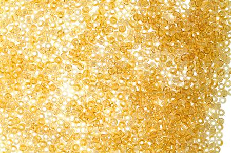 beads: Amber beads background