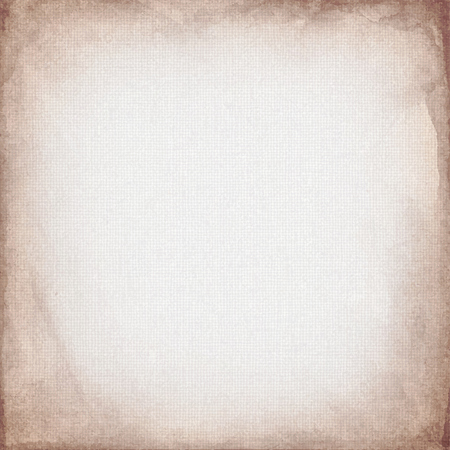 linen texture: brown canvas with delicate grid to use as grunge background or texture Illustration