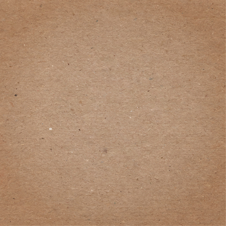 Realistic cardboard stained vector texture background