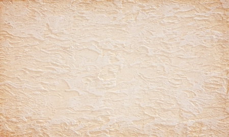plaster wall: Grunge beige background. wall with texture. Vector