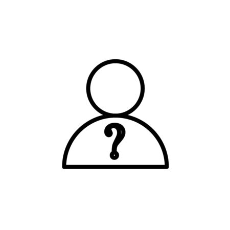 faq, question icon. One of set web icons