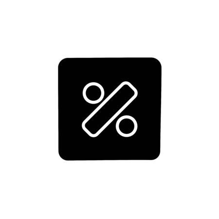 divide icon from collection for mobile concept and web apps icon. Transparent outline, thin line divide icon for website design and mobile, app development  イラスト・ベクター素材