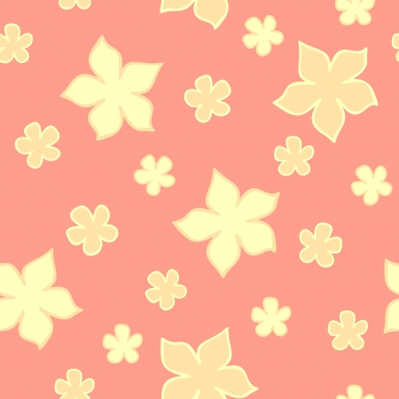 elegance flower seamless pattern Vector