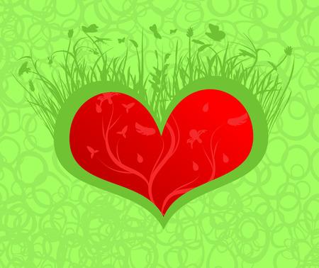 flourishing: Flourishing heart