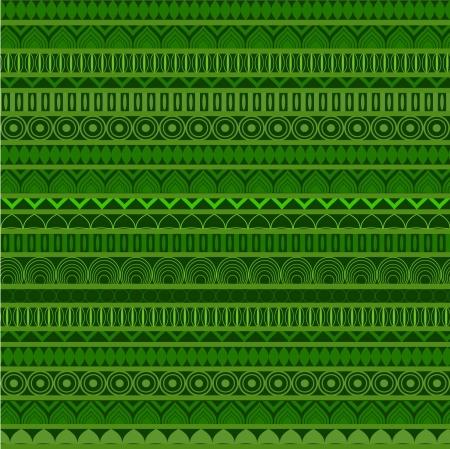 Damask rug - seamless pattern