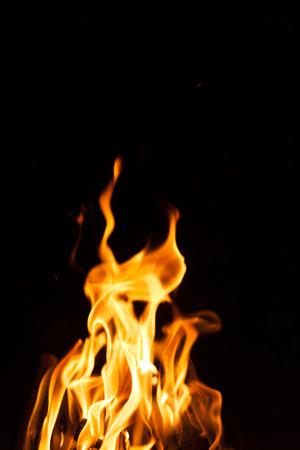 arsonist: Flame Stock Photo