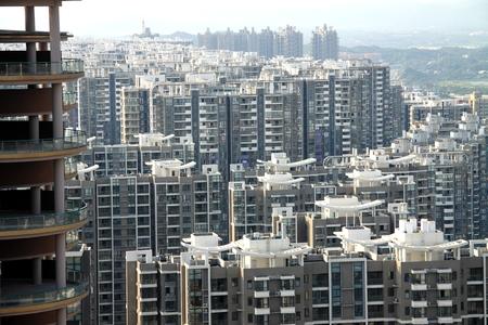 dense: Dense high-rise