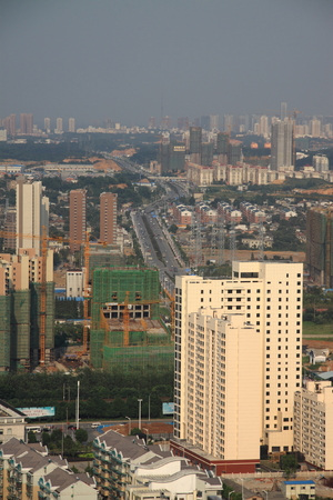rural development: City suburbs Editorial