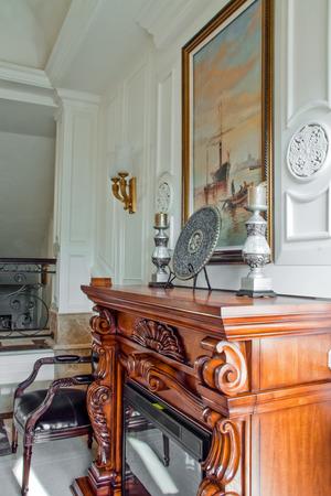 organized home: Interior of a house