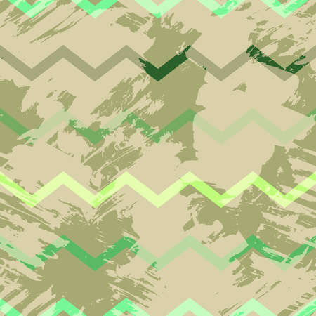 depressive: Decorative graphic seamless pattern with textured blots