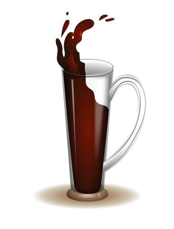 brewery: Illustration of beer mug