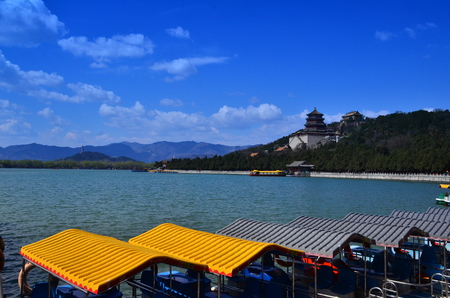The Summer Palace tower