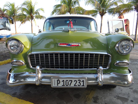 havana cuba: Old car Havana Cuba Editorial