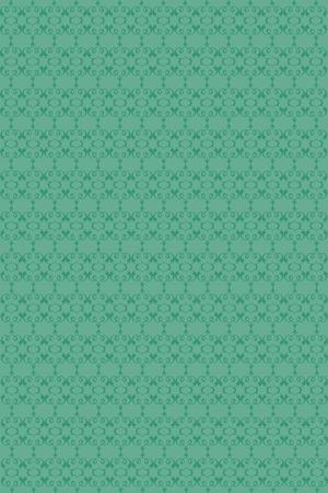 緑のパターンと緑の背景