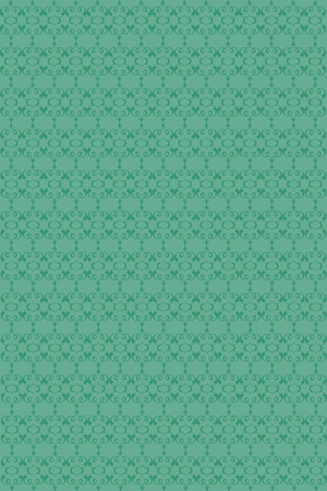 green background with green pattern Illustration