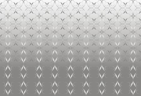 metallic background: Silver background. Metallic luster.