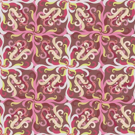 brown background: Seamless pattern. brown background.