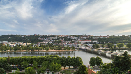 A view of the Mondego River, Coimbra, Portugal