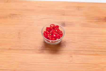 gules: A bowl of Thai pepper