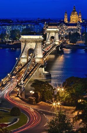 Budapest - Hungary Reklamní fotografie