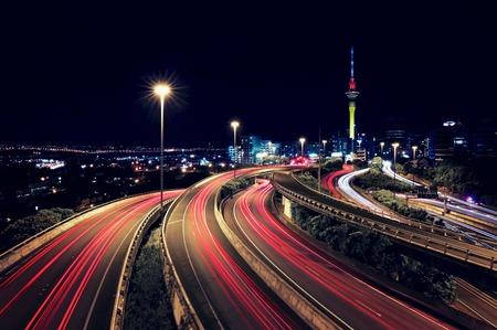 Nieuw-Zeeland Stockfoto