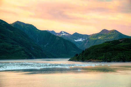 Yakutat Mountains photo