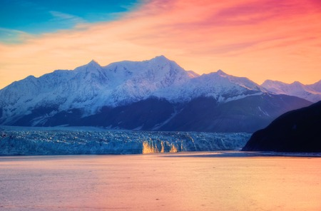 United States of America Alaska Glacier