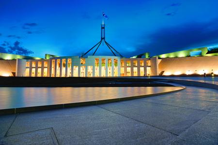 Parlement en de nacht