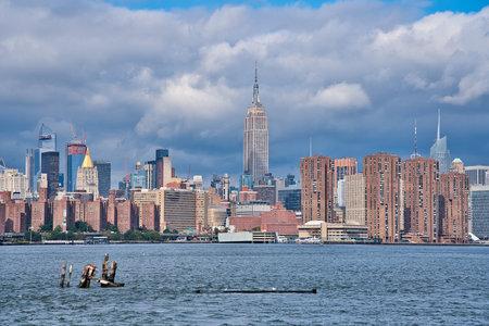 Photo of the panoramic view of the New York City Redakční