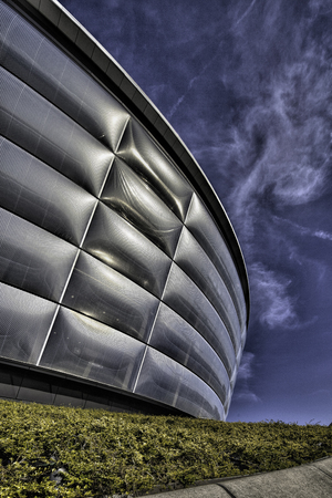plc: The SSE Hydro is a multi-purpose indoor arena located on the site of the Scottish Exhibition and Conference Centre (SECC) in Glasgow, Scotland. The arena is named after its main sponsor, energy company SSE plc. The arena was designed by the London-based a