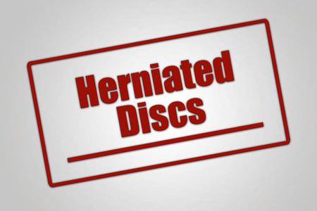 Disease Header - Herniated Discs