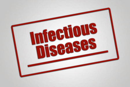 Disease - Header - Infectious Diseases Stock Photo