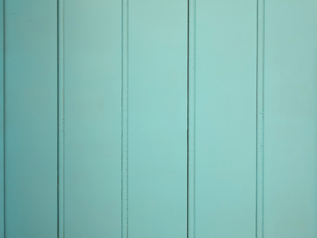 Background of blue wooden sheets.