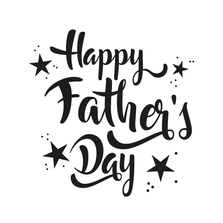 Happy Father's Day banner.