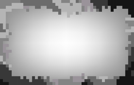 pastel tone: Grey abstract mosaic background in pastel tone Illustration