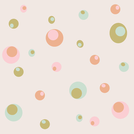 Seamless pattern and background for web and mobile applications in vector Ilustração