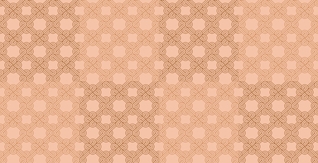 Vintage seamless colorful pattern background, checkered, in vector illustration.
