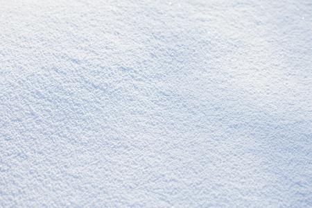 Snow background photo