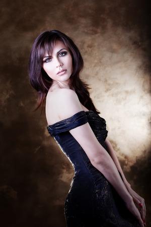hypnotise: Portrait of the beautiful girl