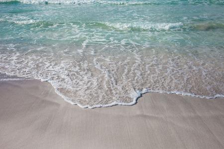 Beach. sea relaxation landscape Фото со стока