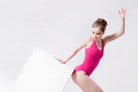 sexual position: ballet dancer