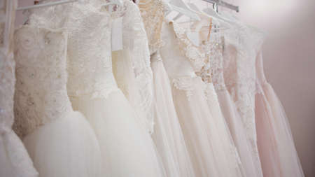 Shop for wedding and evening dresses. Beautiful lush wedding dresses for brides. Wedding salon, a wide range