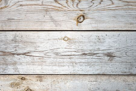 Old textures wooden peeled board with knots Banque d'images