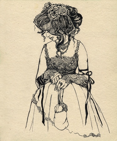 admirer: fancy woman 19 century